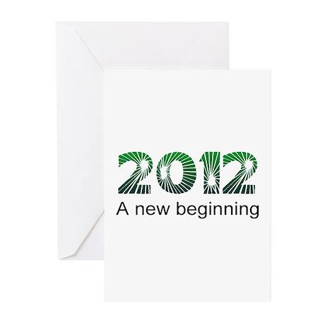 2012 Beginning Greeting Cards (Pk of 10)