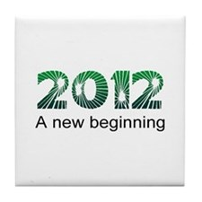 2012 Beginning Tile Coaster