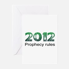 2012 Prophecy Greeting Cards (Pk of 10)