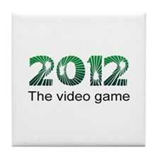 2012 Video Game Tile Coaster