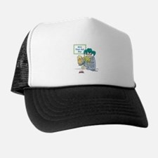Jesters First Aid Trucker Hat