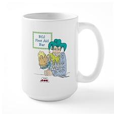 Jesters First Aid Mug