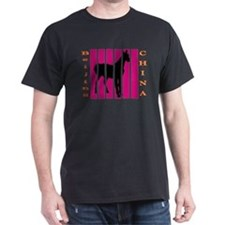 Beijing China Black Horse T-Shirt