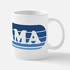 Retro Obama Mug