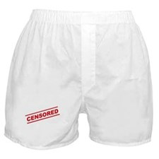 Cencored Boxers