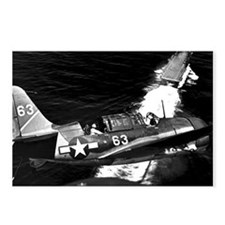 Helldiver Diver Bomber Postcards (Package of 8)