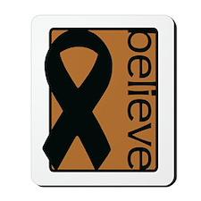Copper (Believe) Ribbon Mousepad