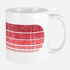 Obama (retro red) tshirts, bu Mug