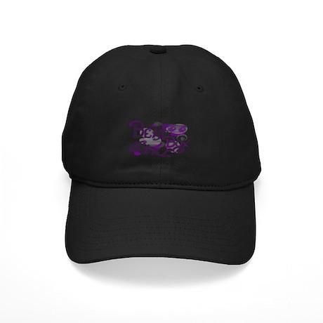 Beat Box Girl P Black Cap