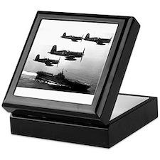 F4U-4 Corsiars Fighters Keepsake Box