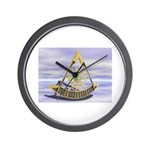 Past Master Wall Clock