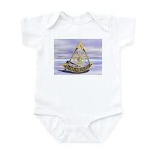 Past Master Infant Bodysuit