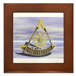 Past Master Framed Tile