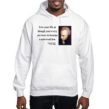 Immanuel Kant 3 Hoodie