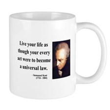 Immanuel Kant 3 Mug