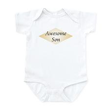 MA Son Infant Bodysuit