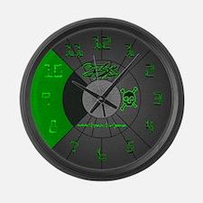 JSXS Large Wall Clock