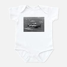 F4U-4B CORSAIR FIGHTER Infant Bodysuit
