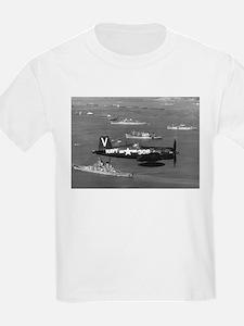 F4U-4B CORSAIR FIGHTER T-Shirt