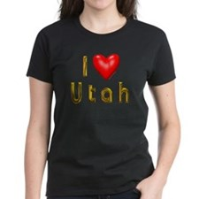 Love Utah Tee