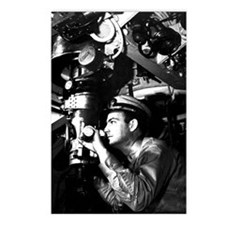 UP PERISCOPE SUBMARINE Postcards (Package of 8)