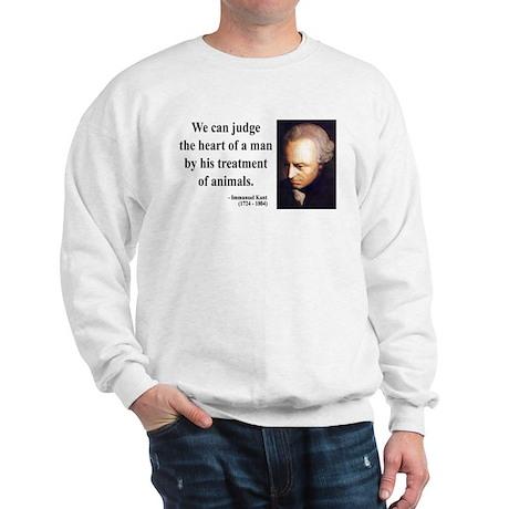 Immanuel Kant 4 Sweatshirt