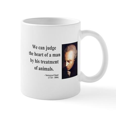Immanuel Kant 4 Mug