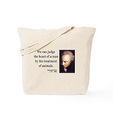 Immanuel Kant 4 Tote Bag