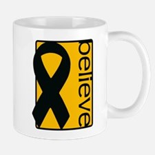 Amber ribbon - appendix cancer Mug