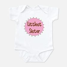 Littlest Sister Infant Bodysuit
