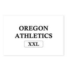 """Oregon Athletics XXL"" Postcards (Package of 8)"