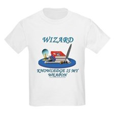Knowledge Is My Weapon T-Shirt