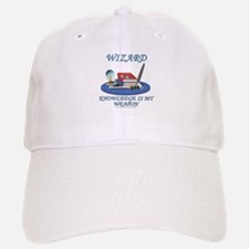 Knowledge Is My Weapon Baseball Baseball Cap