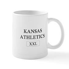 """Kansas Athletics XXL"" Mug"