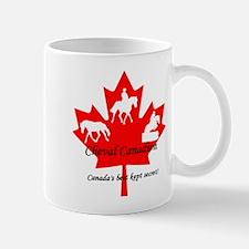 Cheval Canadien Mug