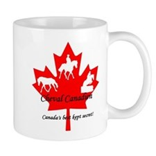 Cheval Canadien Mug