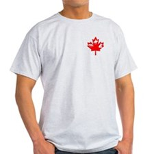 Cheval Canadien All Three Coloured - T-Shirt