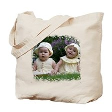 Elise & Carly Tote Bag