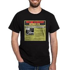 october 5th birthday T-Shirt