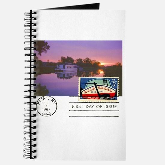 Erie Canal Journal