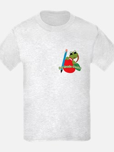 3rd Grade Genius Frog T-Shirt