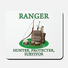 Ranger Code Mousepad