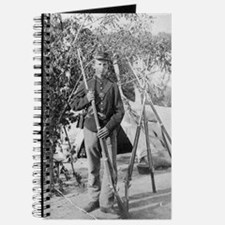 Cute Infantry muskets Journal