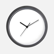 Women's Blank Wall Clock