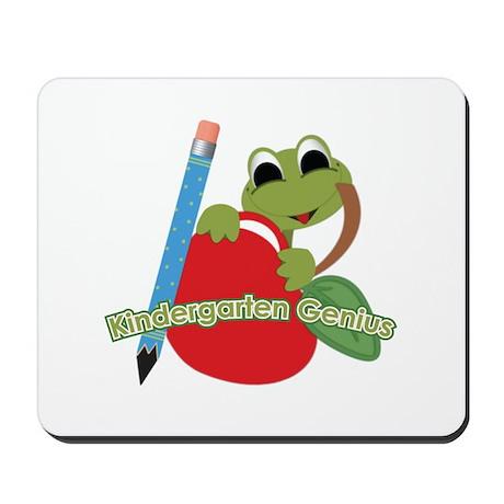 Kindergarten Genius Frog Mousepad
