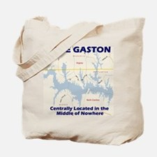 Lake Gaston Tote Bag