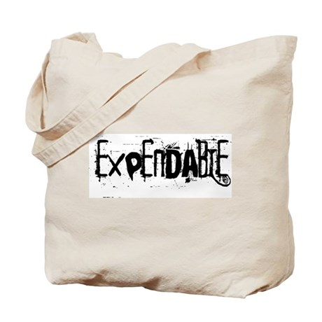 Expendable Tote Bag