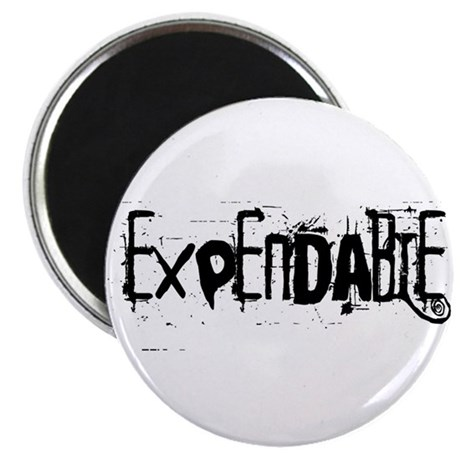 Expendable Magnet