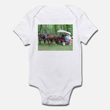 Cool Funny music cups Infant Bodysuit