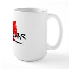 No Fear Dive Flag Mug